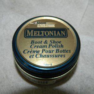 Bags - Meltonian Shoe Cream Light Brown #6 NEW!